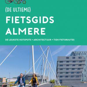 Voorkant van de VVV Fietsgids Almere